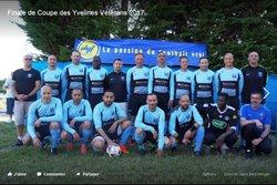 Finale Coupe des Yvelines - Elancourt OSC