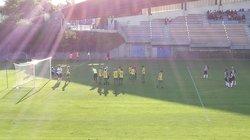 Premier match de la saison à domicile. - Poitiers fc
