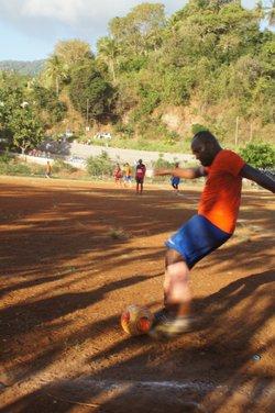 RCES-Anteou (11/10) : actions du match. - MAKOULATSA F.C