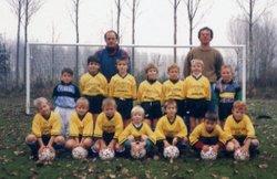 1990 / 1994 - Association Sportive Prouzel-Plachy