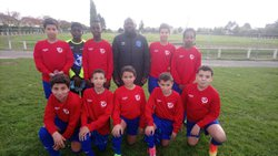 Photos d'équipes - RC Gonesse