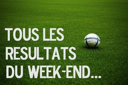 RCMURET : RESULATS DU WEEK END