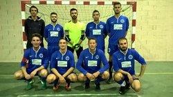 D2 : RC Niortais - TYS Futsal, le 18 septembre 2018 - RC Niortais