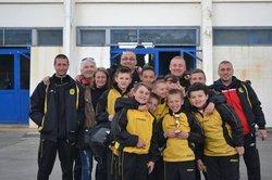 Catégorie U6/U7, U8/U9, U10/U11 et U12/U13 et U14/U15. - Racing Club de ROEULX