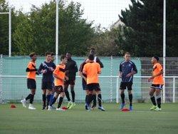 Match Amical U19 contre Les Seniors des Chartreux - RCSC La Chapelle St-Luc