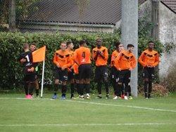 U19DH Championnat RCSC 3 FCAT 0 - RCSC La Chapelle St-Luc