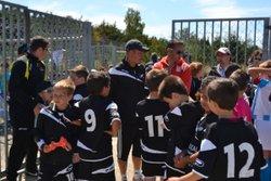 Tournoi U10 U11 Saint lLaurent des Arbres (17 Mai 2015) - Saint Laurent des Arbres