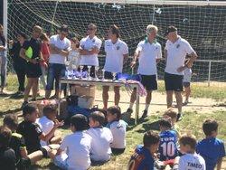 La journée FAIRPAY - REMOULINS FC
