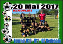 Nos jeunes a Redessan - REMOULINS FC