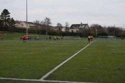 Les U17  contre Pagny Sur Moselle - RETHEL SPORTIF FOOTBALL