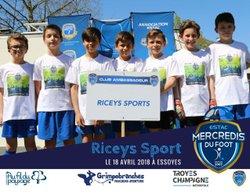 Les mercredi de l'ESTAC - Riceys Sport