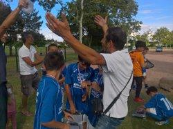 Les U11 vainqueurs du tournoi excellence de Mably - ROANNE MATEL SPORT FC