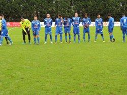 SENIORS B / OLERON - ROCHEFORT FC