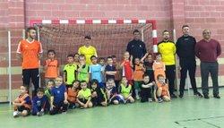 10 Septembre = Reprise de l'école de Futsal