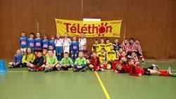 Album Téléthon U8-U9 du 02/12/17 - REVEIL SPORTIF SAINT SAUVEURAIS