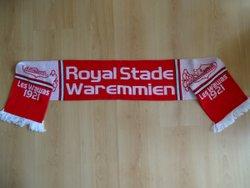 Echarpe du Royal Stade Waremmien