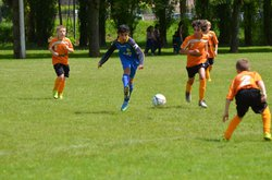Tournoi Neuville Saint Remy U13 - Sports Athletiques Quercitains