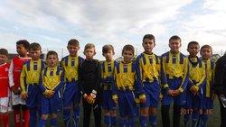Journée acceuil U11 - Octeville/Mer - Safran Nacelles Normandie Sports