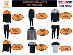 Boutique Saint Cyr 2018 - 2019 - Saint Cyr Herbignac