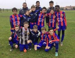 Les  U13 au tournoi de l'AS Mondonville - SAINT-LYS OLYMPIQUE FOOTBALL CLUB