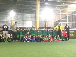 Plateau U7 du 11 novembre au Soccer!! - SAINT AVERTIN SPORTS FOOTBALL