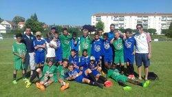TOURNOI DE VITRY LE FRANCOIS - SAINT MAX ESSEY FC