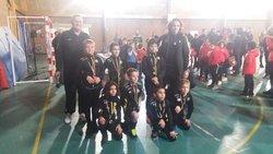 Bilan du plateau Futsal U9 de Dourges ! Douai 4ème !