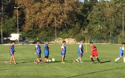ENTRAINEMENTS - SPORTING CLUB LODEVE