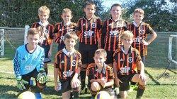 journée 15/09 U11 - SAINTE CHRISTINE - BOURGNEUF FC