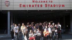 Emirates Cup avec le SCFC: ARSENAL - LYON / WOLFSBURG - VILLAREAL - Saint Waast Cheminots Football Club | SCFC