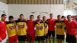 Tournoi de foot en salle 09/01/2015 - Sporting Club Lanrivoaré