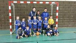 Tournoi U 7 - SC Montmirail