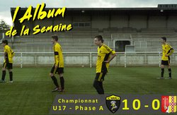 L'Album de la Semaine : La Voie royale est tracée pour les U17 - 10/03/2018 - Sporting Club Marly