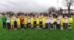 Retour en photos sur les rencontres Jeunes face au FC Nantes - Sporting Club Nord Atlantique