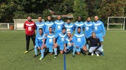 Équipes U 11 , Seniors A , Seniors Matins et Vétérans A - SPORTING CLUB DE PETIT-COURONNE
