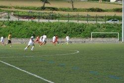 ENTENTE U17 FACE à SERRIERES VICTOIRE 5-1 - SPORTING CLUB PIRAILLON