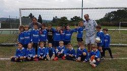 FOOT ACC 23 -- Plateau u8/u9 (08/10/2016 - Genouillac) - SPORTING CLUB SARDENTAIS