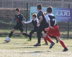 Match U11 contre Flassans - Sporting Club Tourves Rougiers