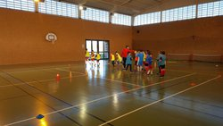 Photos Vacances Futsal U7-U9-U11 (F et G) - Sporting Club Thibervillais