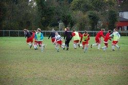 SCT-AG Caen Coupe de France féminine - Sporting Club Thibervillais