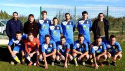 Maillane - Consolat du 19/11/2017 - Stade Maillanais