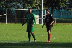 Derby Sens éveil Vs SFP 15/10/17 - Sens Franco Portugais
