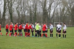Match Sept Saulx - Cote Blanc FC2 Match Nul 0-0 - SOCIETE SPORTIVE SEPT SAULX