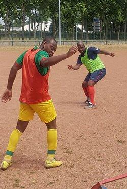 La Dream Team - SANTE FOOTBALL  CLUB DE GRIGNY