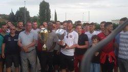 18.06.10 - Finale de Coupe Vallée du Rhône - Sud Lyonnais Football 2013