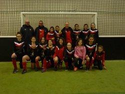 18.02.04 - Futsal Passion U11F-U13F à Irigny - Sud Lyonnais Football 2013
