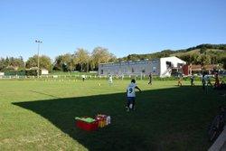 Un mercredi après midi du coté du Stade Municipal - Sorèze Football Club