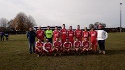 équipe première - Sport Athlétic Souvigné Saint Martin