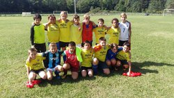 Plateau U11, entraînements U13, U9 et U7 - Entente Football SPAM