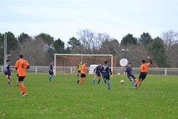 U18 - SPORTING  / TARTAS Samedi 13 janvier 2018 - SPORTING CLUB SAINT PIERRE DU MONT FOOTBALL